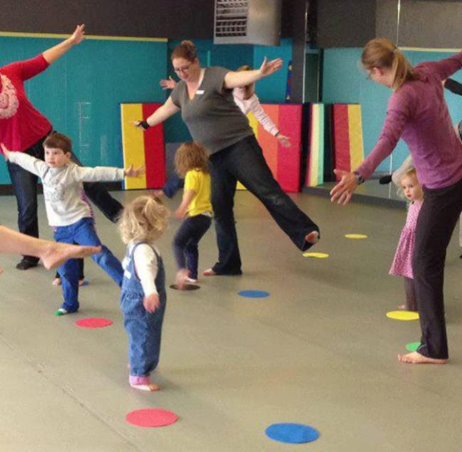 Kinloch Historical Society Events: Movement and Dance
